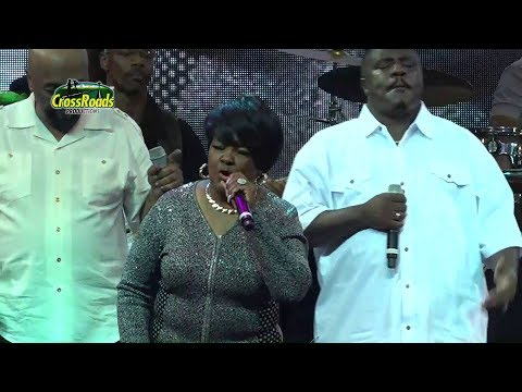 """Shirley Caesar  """"LIVE"""" in Trinidad - """"I REMEMBER MAMA"""" Official"""