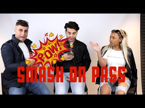 KSI SMASH OR PASS (DELETED VIDEO)
