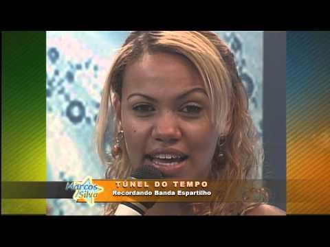 BANDA ESPARTILHO NA TARDE LEGAL NO TÚNEL DO TEMPO