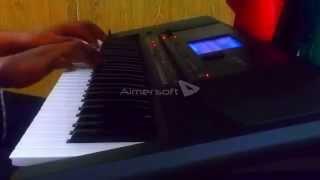 Vazhthuka nee maname piano cover danie