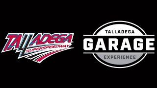 Talladega Garage Experience 2019