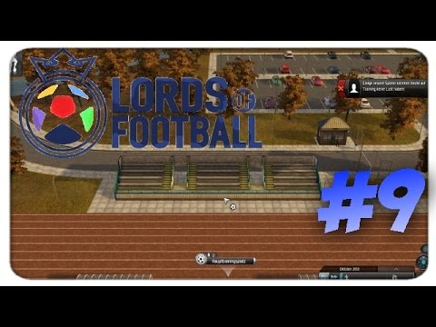 Lords of Football Let´s Play [#9]   Neue Tribüne und so  
