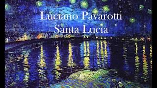 Luciano Pavarotti Santa Lucia HD HQ
