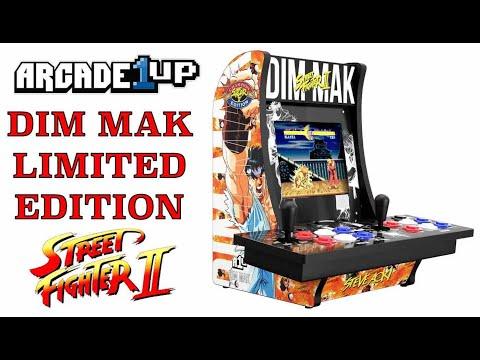 Dim Mak Street Fighter 2 Countercade   Arcade1Up from Original Console Gamer