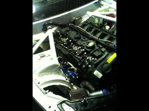 Team Afrox BMW - BMW's N55 single turbo engine