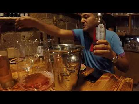 Visiting Gevorkian Winery In Yerevan - Armenia