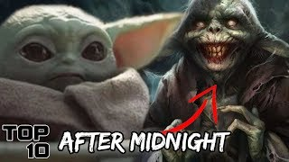 Top 10 Scary Baby Yoda Theories