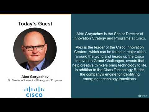 [Spigit Webinar] Cisco: Enabling Every Employee to Be an Innovator
