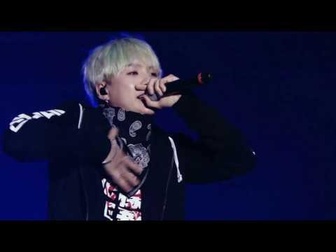 nevermind live (Suga BTS)