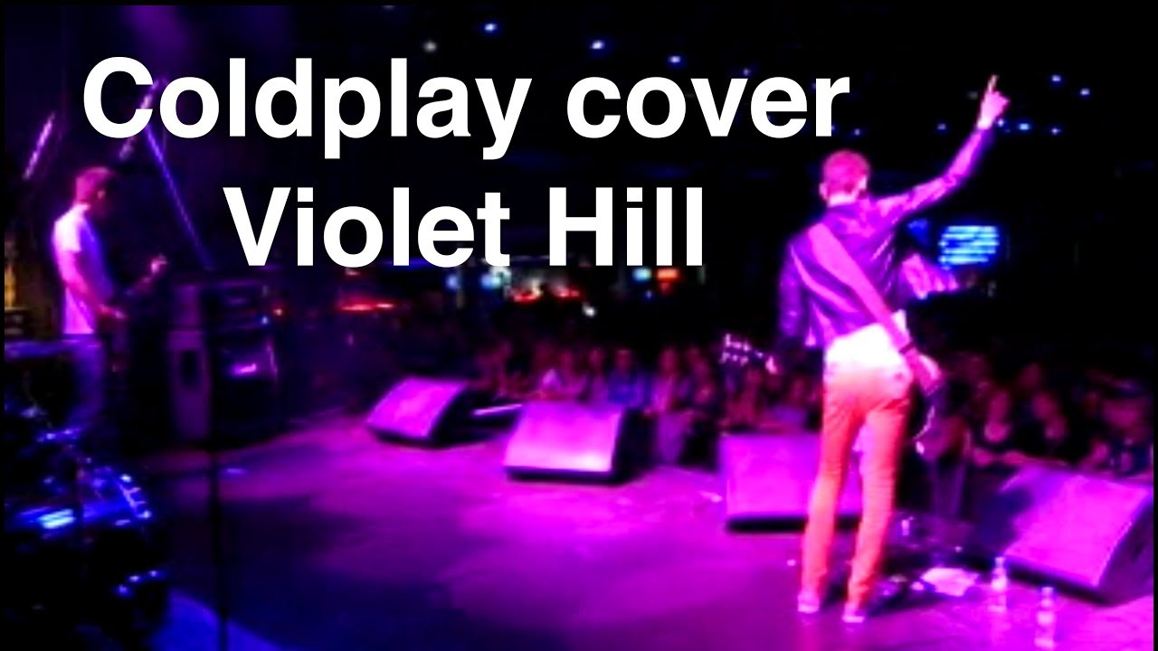 Summer. End - Violet Hill (Coldplay cover)