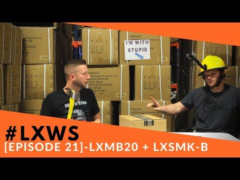 [ LXMB20 + LSMK-B ] - ( Small EMT First Responder Bag + Fill Kit ) - LXWS Episode 21