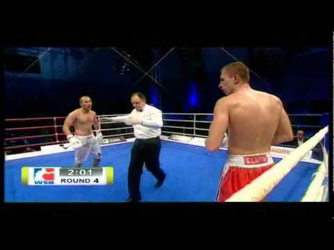 Istanbulls vs Moscow Kremlin Bears - Week 6 - Light HeavyWeight - Regular Season - Season 1