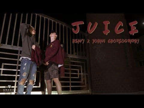 JUICE-LEAGUE OF STARZ   HEAVY X YOHAN CHOREOGRAPHY   GRVTY FILMS