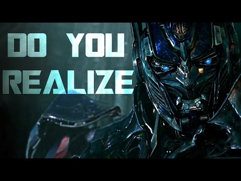 Transformers - Do You Realize