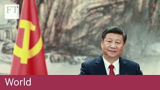 China's Xi Jinping consolidates power