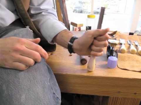 Making A Chisel Handle