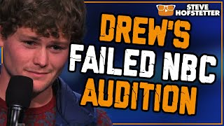 Drew Lynch Loses It After A Failed Audition Steve Hofstetter