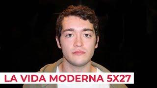 La Vida Moderna 5x27...es ir a visitar el Valle de los Caídos y quedarte tirado en la cuneta
