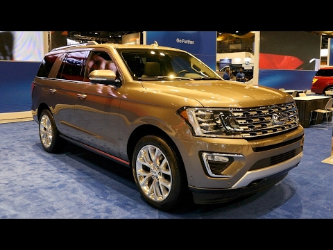 2018 Ford Expedition - 2017 Chicago Auto Show