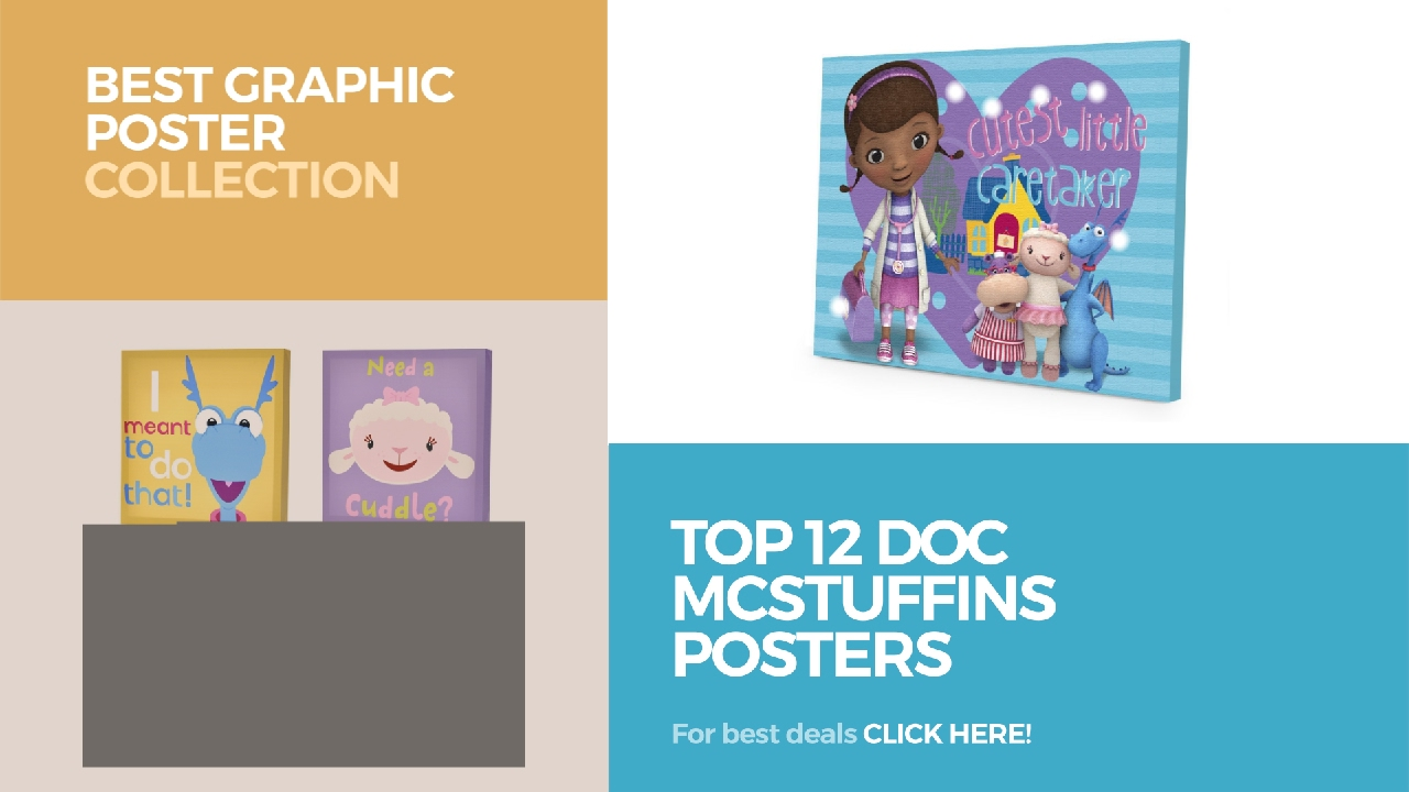 7e4f813a8384 Top 12 Doc Mcstuffins Posters    Best Graphic Poster Collection ...