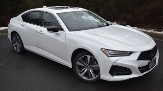 New 2021 Acura TLX Bethesda Acura Washington-DC, DC #AMA008818