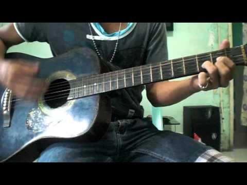 synesthesia guitar cover by regieboy