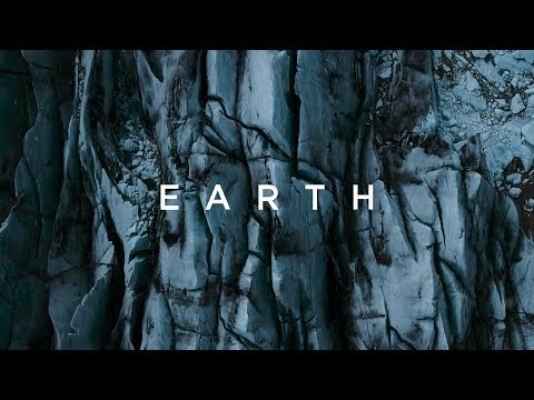 EARTH - Iceland Cinematic Drone Film