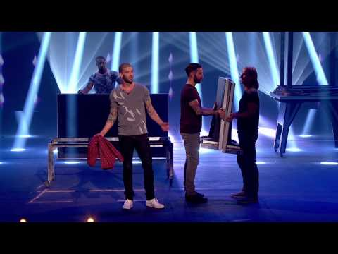 Darcy Oake - Edge of Reality