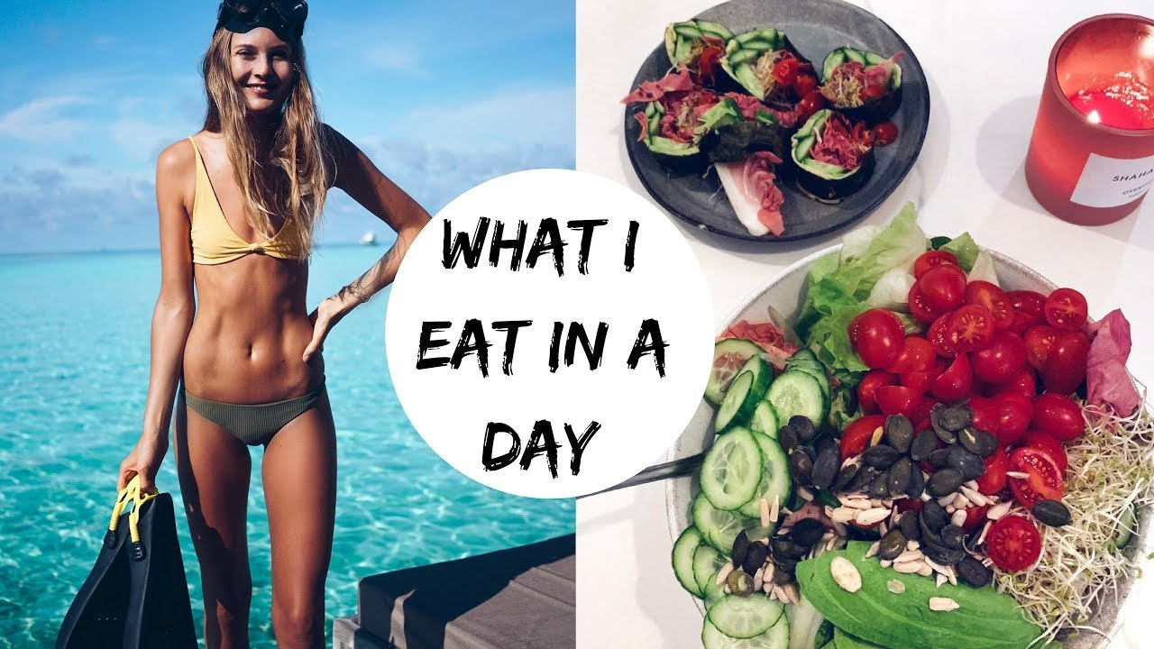 Download WHAT I EAT IN A DAY TO STAY IN SHAPE + CALORIES & TIME // HEALTHY VEGAN
