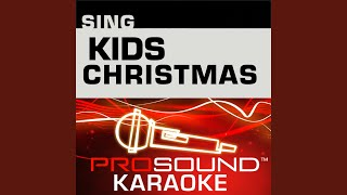 Silent Night Karaoke Instrumental Track In the Style of