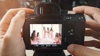 My A7iii/A7Riii Custom Settings for Wedding Photo & Video!