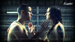 Nick Jonas - Close ft. Tove Lo Türkçe Çeviri (Turkish-English Sub.)HD