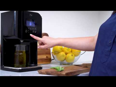 LEVO II At-Home Decarboxylation System - DIY Herb Infusion Machine