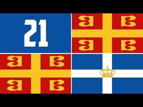 The 1889 Sacking Of Paris [21] Greece Victoria 2 Gameplay