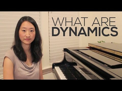 Classical Piano: What are dynamics/How to play dynamics on the piano?