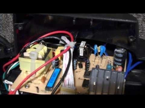 ionic pro turbo teardown