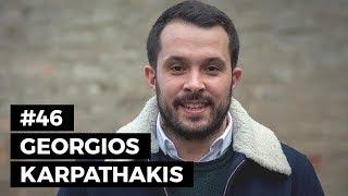"""#46 Georgios Karpathakis - """"Det tog mig sex självmordsförsök innan jag fick rätt hjälp"""""""
