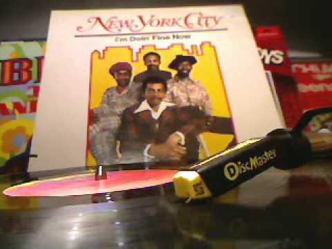 I`m Doin` Fine Now -- New York City