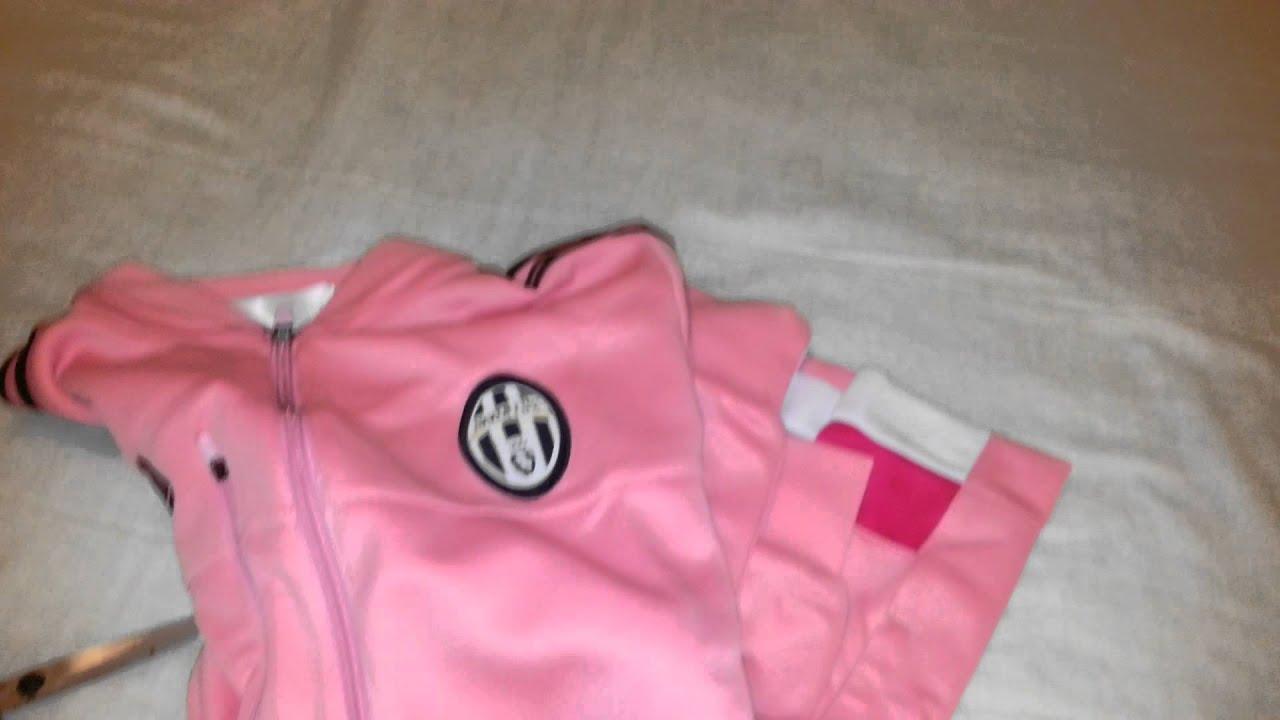 adidas juventus rosa