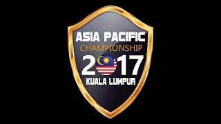 Asia Pacific Championship 2017 ( Day 1 - Live )