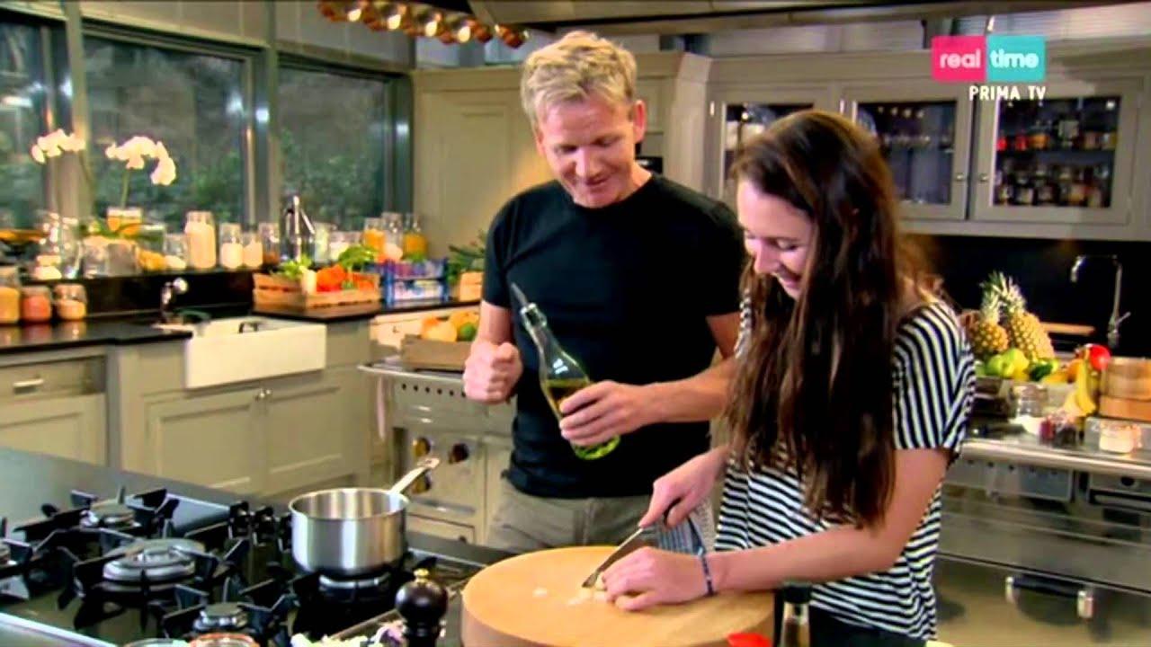 A tavola con ramsay 104 anatra croccante al forno con salsa di fagioli neri youtube - A tavola con gordon ramsay ...