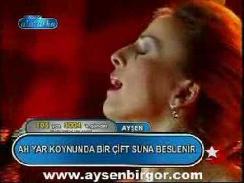 Popstar alaturka 105 Ayşen 04-03-2007 www.aysenbirgor.com