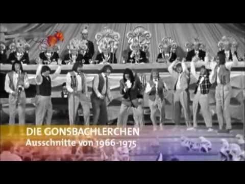 Die Gonsbachlerchen Die Oma Die Ist Umgefall'n - Der Goldene Schatz Vom Rhein