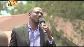 Kenyatta na Ruto wazuru kaunti za Nakuru na Nyandarua