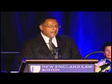 Massachusetts Chief Justice Roderick Ireland discusses public reaction to same-sex marriage cases
