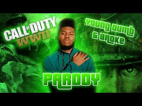 Khalid - Young Dumb & Broke PARODY! - Call Of Duty Song!
