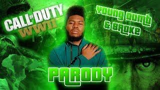 Khalid - Young Dumb & Broke PARODY! - Call of Duty Song!