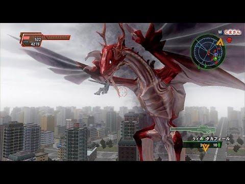 【地球防衛軍4】【実況】地獄は終わらない。DLCをインフェルノでマルチプレイpart18