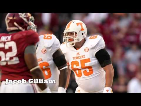 Vols Jersey Countdown No  65 featuring Phillip Fulmer, Charles Rosenfelder, Jacques McClendon