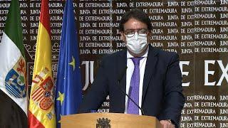 Extremadura limita reuniones sociales a un máximo de 6 personas